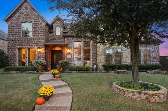 7795 Rawlins Lane, Frisco, TX 75034 (MLS #13768930) :: Team Hodnett