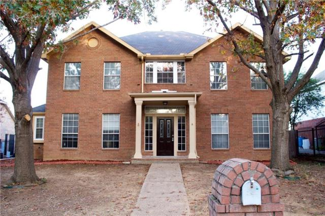 7928 Arlie Lane, North Richland Hills, TX 76182 (MLS #13768965) :: Team Hodnett