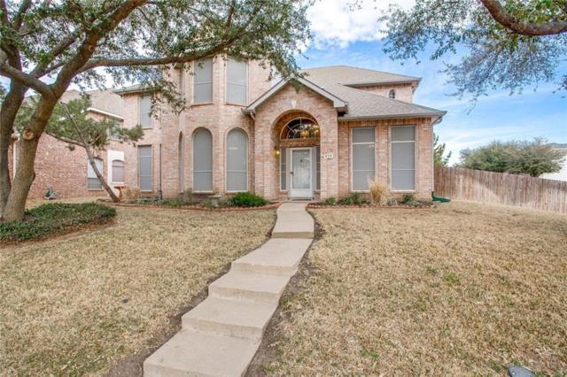 823 Big Thicket Trail, Mesquite, TX 75149 (MLS #13769063) :: Team Hodnett