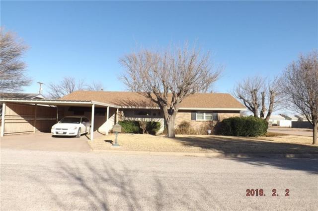 601 NW Avenue I, Hamlin, TX 79520 (MLS #13769064) :: Team Hodnett