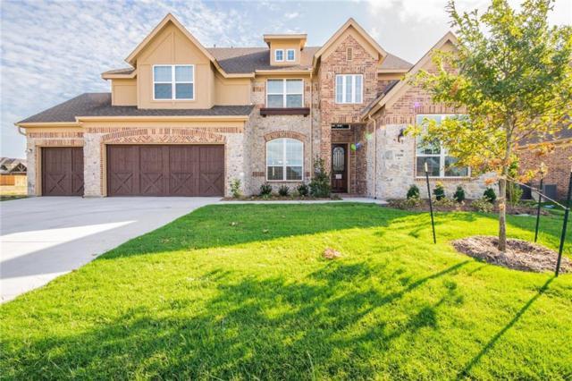 13608 Canals Drive, Little Elm, TX 75068 (MLS #13769269) :: Team Hodnett