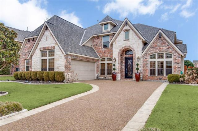 840 Summerfield Drive, Prosper, TX 75078 (MLS #13769286) :: Kimberly Davis & Associates