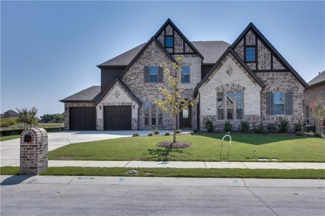 989 Lazy Brooke Drive, Rockwall, TX 75087 (MLS #13769289) :: Team Hodnett