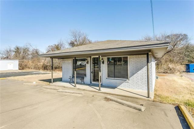 1207 S Main Street, Weatherford, TX 76086 (MLS #13769303) :: Team Tiller