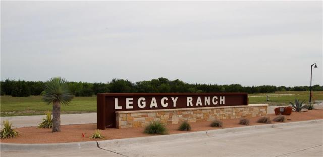 1001 Legacy Ranch Road, Waxahachie, TX 75165 (MLS #13769310) :: RE/MAX Town & Country