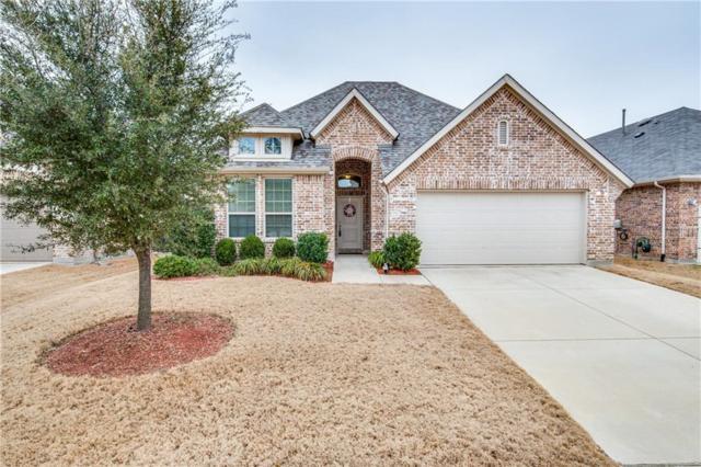 5305 Datewood Lane, Mckinney, TX 75071 (MLS #13769443) :: Team Hodnett