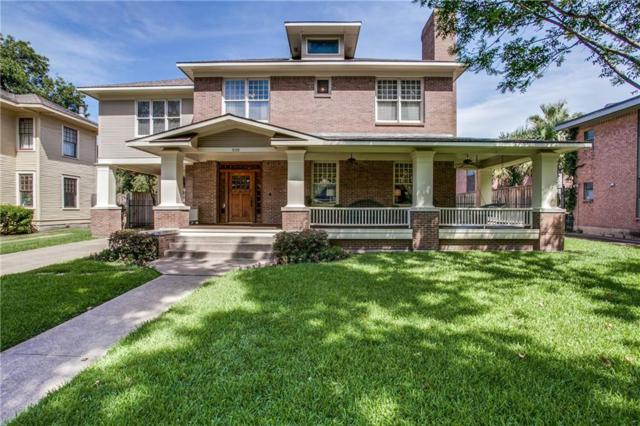 5115 Junius Street, Dallas, TX 75214 (MLS #13769485) :: Team Hodnett