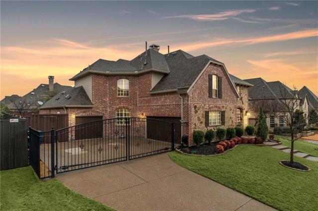 11280 Nogales Lane, Frisco, TX 75033 (MLS #13769513) :: Frankie Arthur Real Estate