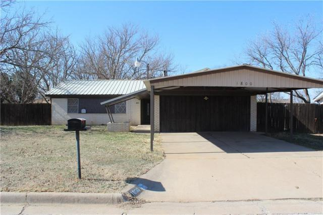 1800 22nd Avenue, Mineral Wells, TX 76067 (MLS #13769528) :: Team Hodnett