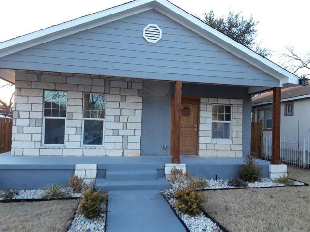 807 S Waverly Drive, Dallas, TX 75208 (MLS #13769539) :: Team Hodnett