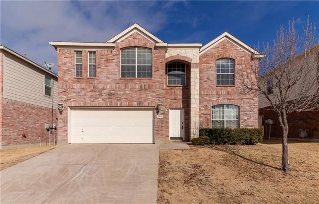 3913 Aldersyde Drive, Fort Worth, TX 76244 (MLS #13769602) :: Team Hodnett