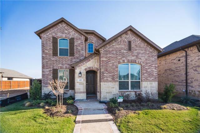 4309 Meadow Hawk Drive, Arlington, TX 76005 (MLS #13769646) :: Team Hodnett