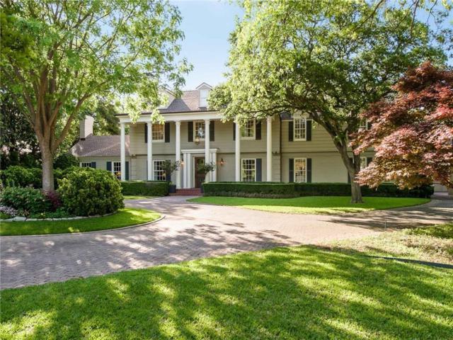 5022 Shadywood Lane, Dallas, TX 75209 (MLS #13769662) :: Team Hodnett