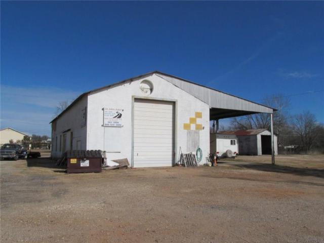 501 E Broadway, Winnsboro, TX 75494 (MLS #13769692) :: Team Hodnett