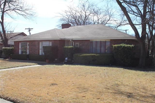 2729 Tanglewood Drive, Lancaster, TX 75134 (MLS #13769818) :: Team Hodnett