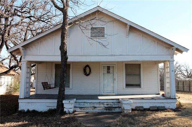 714 E 22nd Street, Cisco, TX 76437 (MLS #13769858) :: Team Hodnett