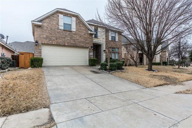 1605 Nicklaus Court, Mckinney, TX 75070 (MLS #13769905) :: Team Hodnett