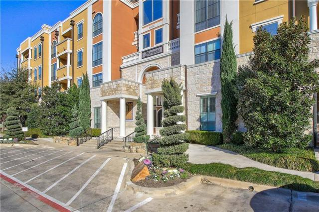 8616 Turtle Creek Boulevard #510, Dallas, TX 75225 (MLS #13770074) :: Team Hodnett