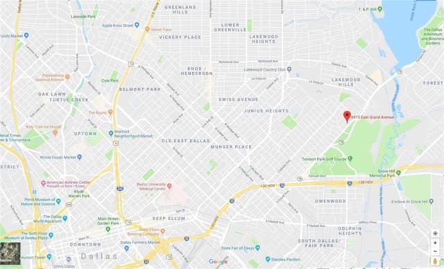 6915 E Grand Avenue, Dallas, TX 75223 (MLS #13770450) :: Team Hodnett