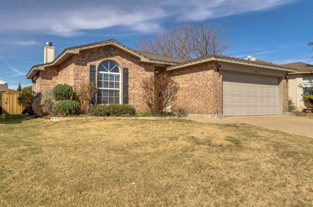 604 Bluejay Drive, Saginaw, TX 76131 (MLS #13770458) :: NewHomePrograms.com LLC