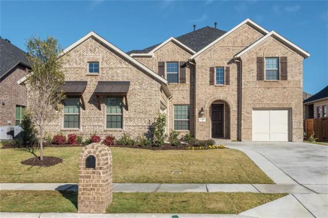 7005 Barolo Drive, Rowlett, TX 75088 (MLS #13770487) :: Team Hodnett