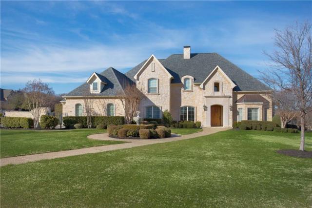 540 Coyote Road, Southlake, TX 76092 (MLS #13770516) :: Frankie Arthur Real Estate