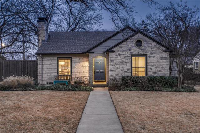 6403 Ellsworth Avenue, Dallas, TX 75214 (MLS #13770684) :: Team Hodnett