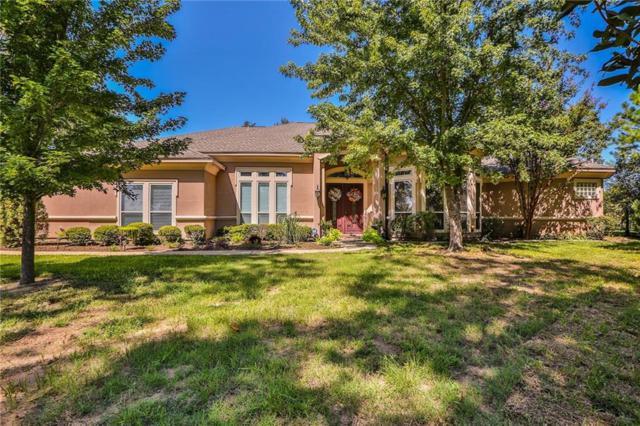 570 Harmony Circle, Weatherford, TX 76087 (MLS #13770724) :: Team Hodnett