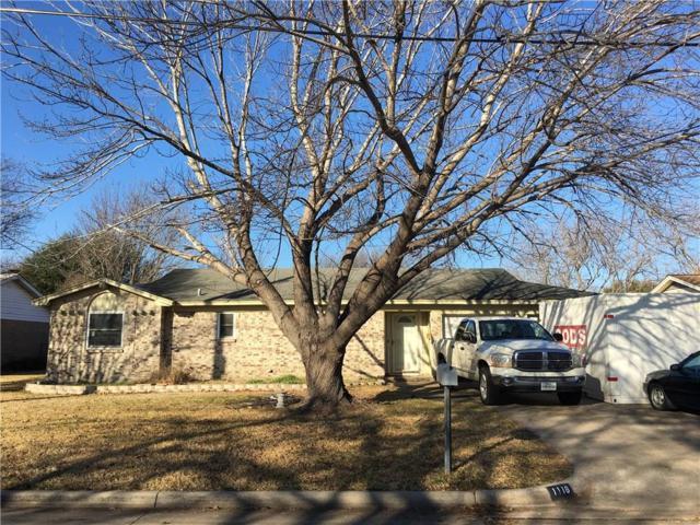1116 Usher Street, Benbrook, TX 76126 (MLS #13770753) :: Potts Realty Group