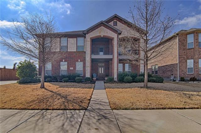 1305 Ardmore Way, Wylie, TX 75098 (MLS #13770785) :: Team Hodnett