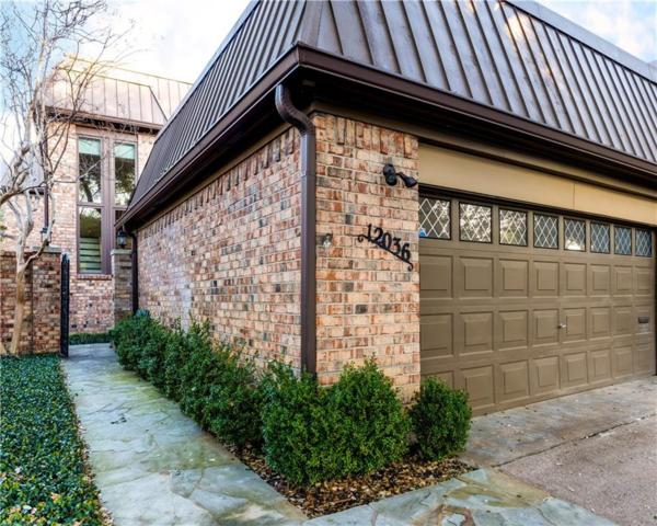 12036 Tavel Circle, Dallas, TX 75230 (MLS #13770918) :: The Chad Smith Team