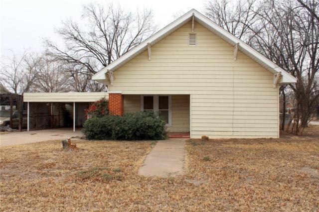 707 N 4th Street, Haskell, TX 79521 (MLS #13770958) :: Team Hodnett