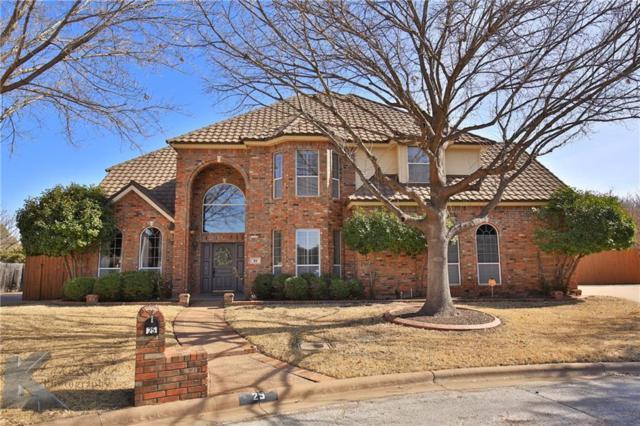 25 Cherry E, Abilene, TX 79606 (MLS #13770976) :: The Tonya Harbin Team