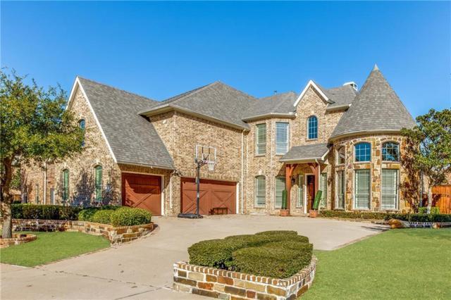 5192 Iroquois Drive, Frisco, TX 75034 (MLS #13771007) :: Van Poole Properties