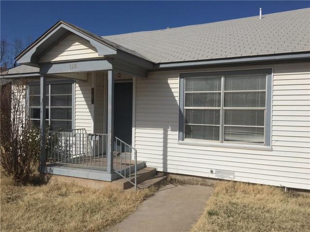 718 E North 14th Street, Abilene, TX 79601 (MLS #13771047) :: NewHomePrograms.com LLC