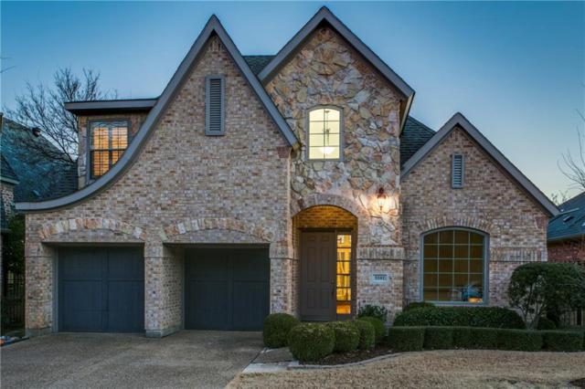 5581 Travis Drive, Frisco, TX 75034 (MLS #13771238) :: Team Hodnett