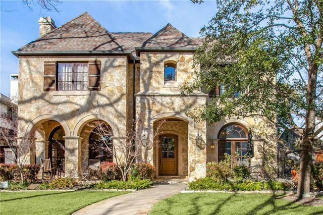 4108 Bryn Mawr Drive, University Park, TX 75225 (MLS #13771323) :: Team Hodnett