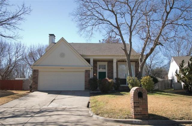 4922 Hibiscus Drive, Arlington, TX 76018 (MLS #13771344) :: Kindle Realty