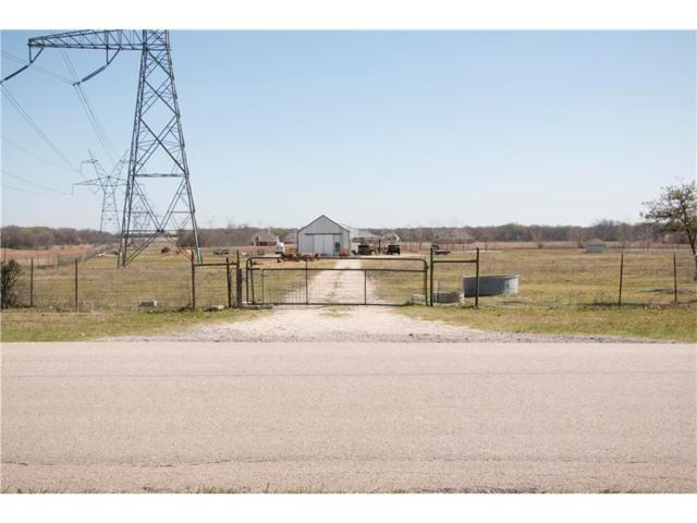 1705 Stinson Road, Lucas, TX 75002 (MLS #13771373) :: RE/MAX Town & Country