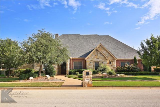 2310 Valholla Court, Abilene, TX 79606 (MLS #13771531) :: Robbins Real Estate Group