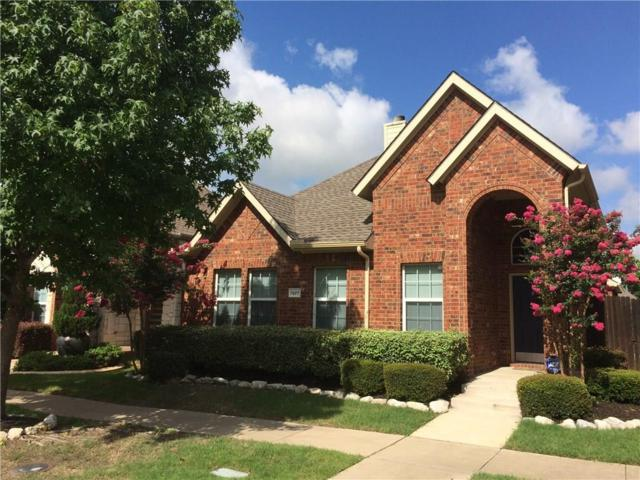 7977 Southmark Drive, Frisco, TX 75035 (MLS #13771575) :: Team Hodnett