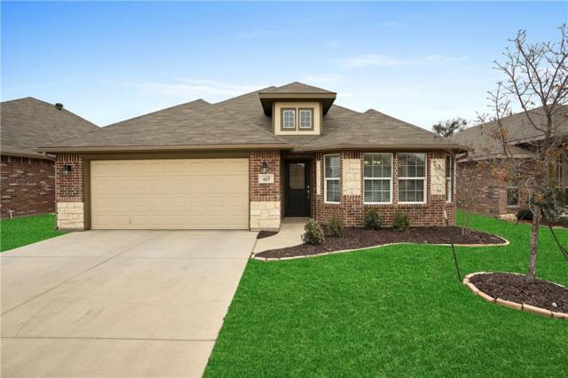517 Beechgrove Terrace, Fort Worth, TX 76140 (MLS #13771663) :: Team Hodnett