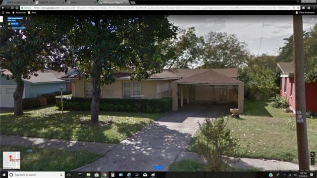 4211 Summitt Ridge Drive, Dallas, TX 75216 (MLS #13771840) :: Team Hodnett
