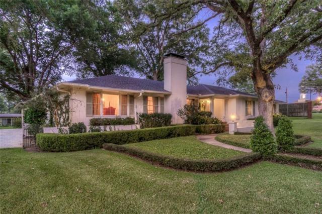 1306 Wilma Street, Tyler, TX 75701 (MLS #13771854) :: Team Hodnett