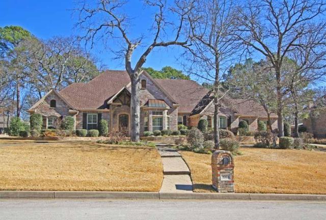 1965 Stonegate Valley Drive, Tyler, TX 75703 (MLS #13771889) :: Team Hodnett