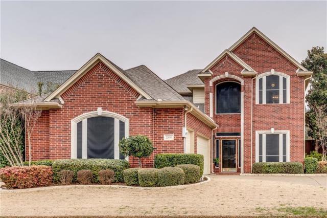 2800 Prestonwood Drive, Plano, TX 75093 (MLS #13771968) :: Team Hodnett
