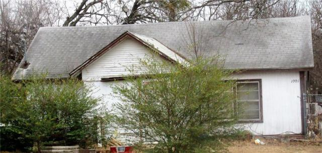 1001 S Sparks Street, Alvarado, TX 76009 (MLS #13772006) :: Potts Realty Group