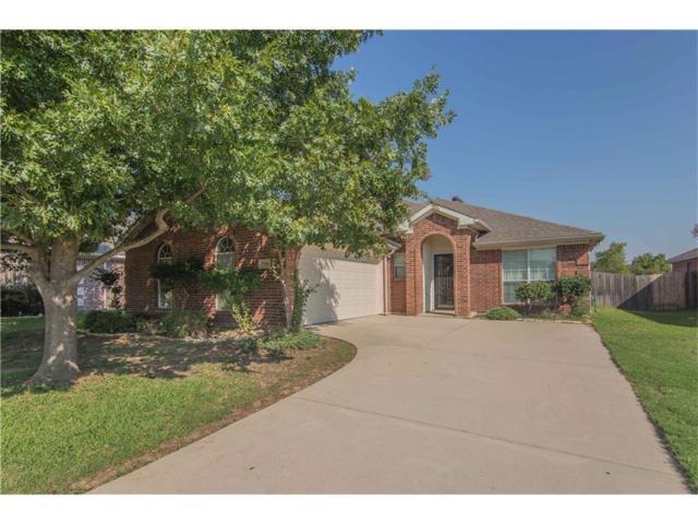 5708 Creekway Drive, Denton, TX 76226 (MLS #13772014) :: North Texas Team | RE/MAX Advantage