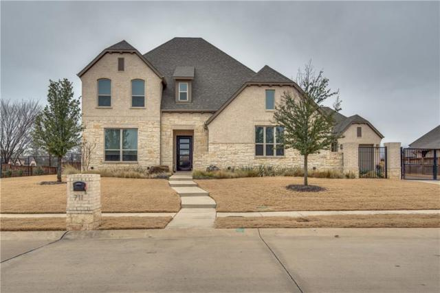 711 Duns Tew Path, Colleyville, TX 76034 (MLS #13772043) :: Team Hodnett