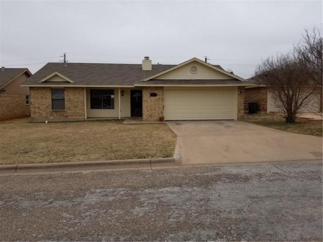 24 Queen Anns Lace, Abilene, TX 79606 (MLS #13772093) :: Team Hodnett